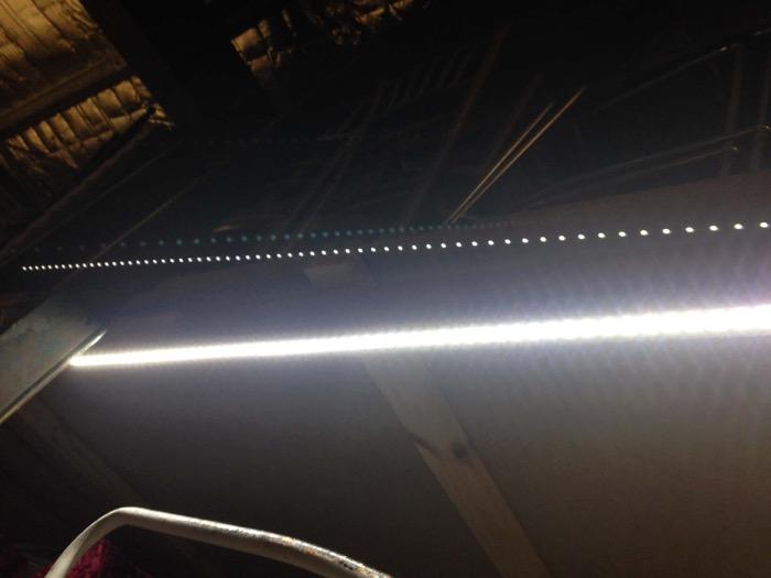 Led Strip Lights - Prop For Hire