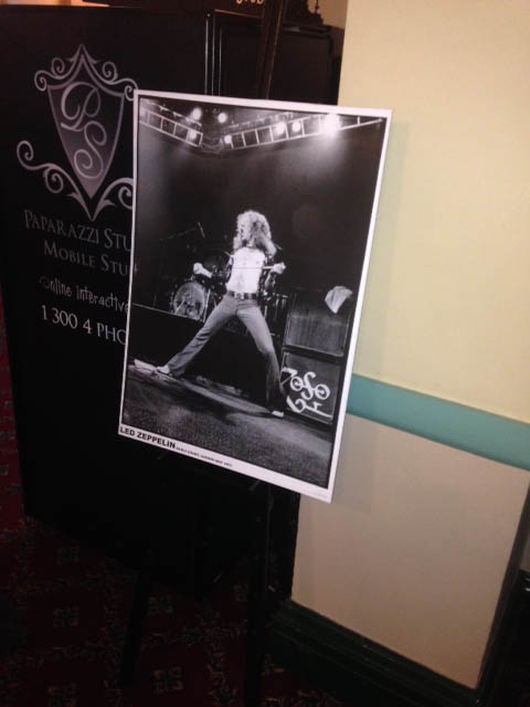 Led Zeplin Poster - Prop For Hire