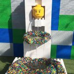 Lego Fountain - Prop For Hire