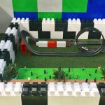 Lego Slot Car Track - Prop For Hire