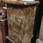 Leopardprint Plinth - Prop For Hire