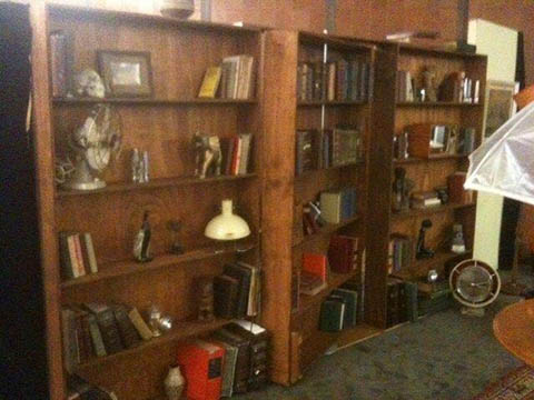 Library - Prop For Hire