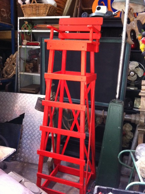 Lifeguard Chair 2 - Prop For Hire
