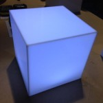 Light Cubes - Prop For Hire