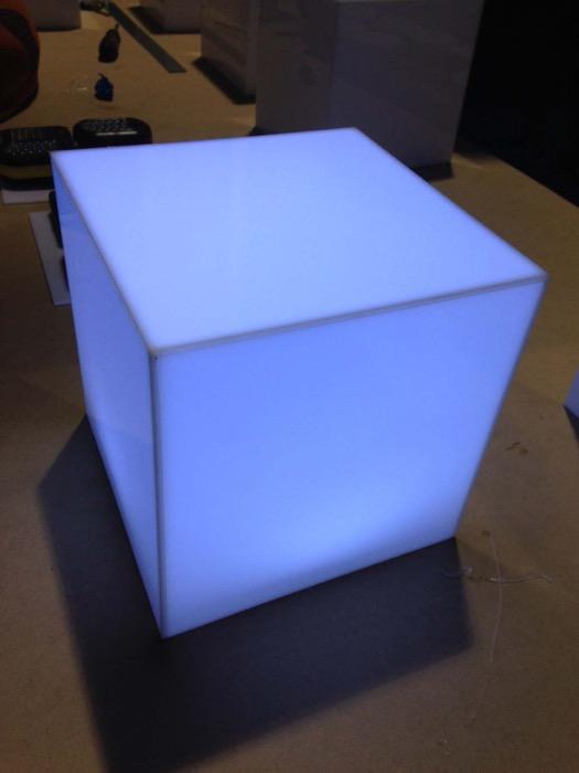 Light Cubes - Prop For Hire