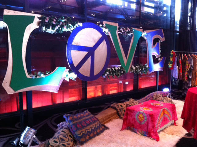 Love Backdrop - Prop For Hire
