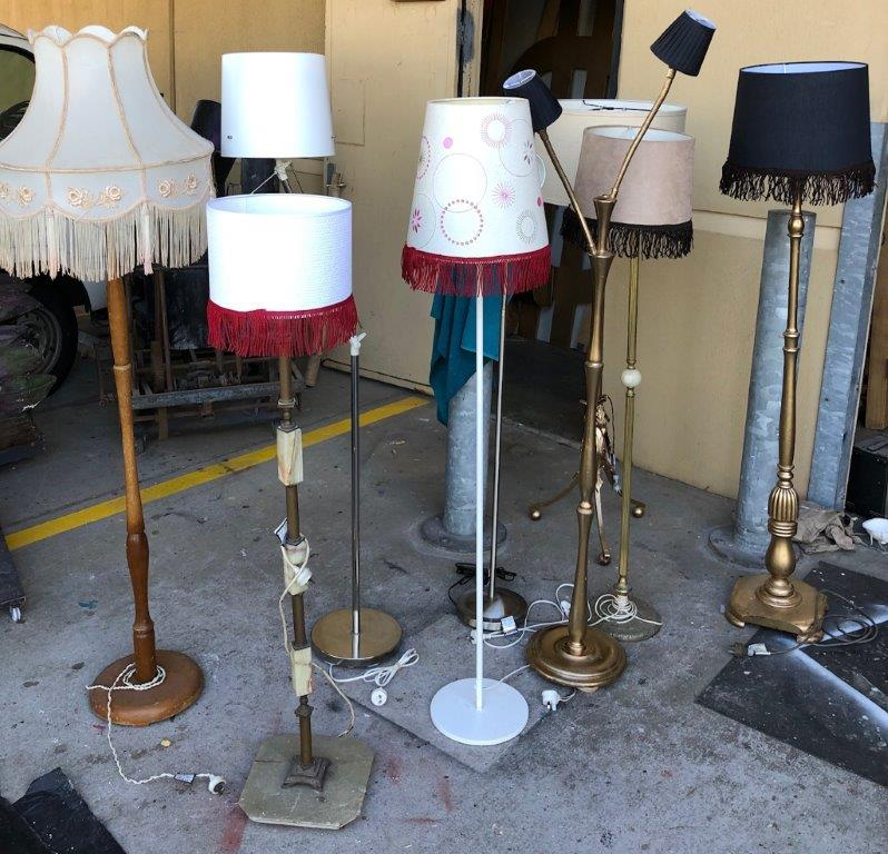 Lovely Lamps - Prop For Hire