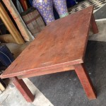 Low Coffee Table - Prop For Hire