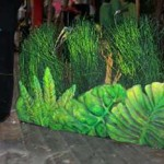 Low Fluoro Plants - Prop For Hire