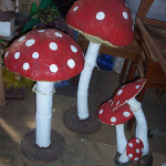 Magic Mushrooms - Prop For Hire