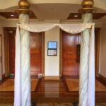 Marble Minerette Columns - Prop For Hire