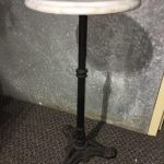 Marble Side Table - Prop For Hire