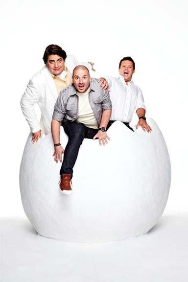 Masterchef Egg - Prop For Hire