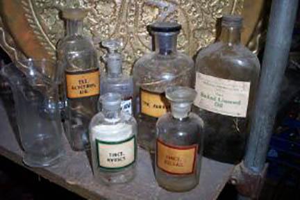 Medicine Bottles - Prop For Hire