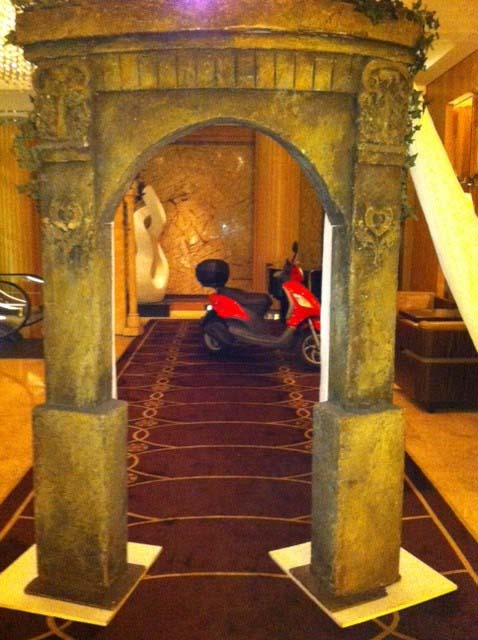 Medieval Arch Entrance - Prop For Hire