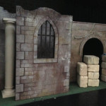 Medieval Column - Prop For Hire