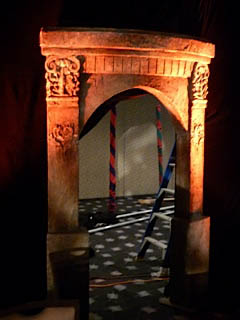 Medieval Entrance - Prop For Hire
