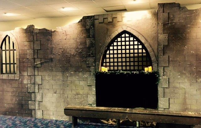 Medieval Gates - Prop For Hire
