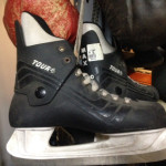 Metal Blade Iceskates - Prop For Hire