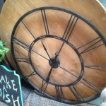 Metal Clockface - Prop For Hire