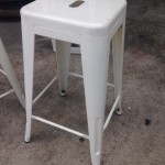 Metal Stools - Prop For Hire
