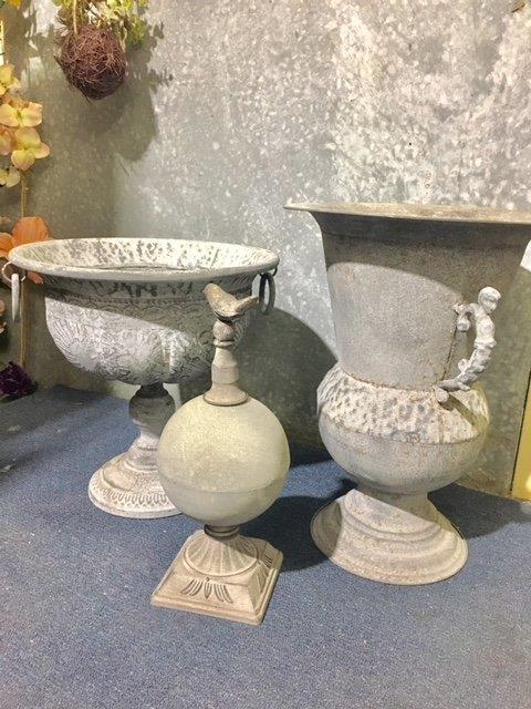 Metal Urns - Prop For Hire