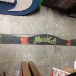 Mexican Overhead Sign - Prop For Hire