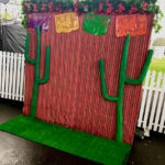 Mexican Photo Backdrop - Prop For Hire