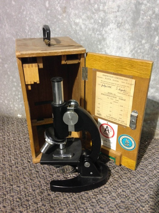 Microscope - Prop For Hire