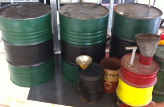 Military Containers - Prop For Hire
