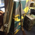 Military Supplies - Prop For Hire