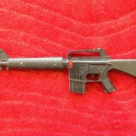 Miniature M16 - Prop For Hire