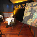Momus Cafe Sign.Jpeg - Prop For Hire