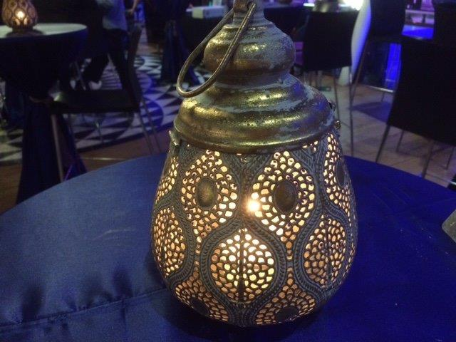 Moroccan Lantern - Prop For Hire