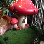 Mushroom House - Prop For Hire