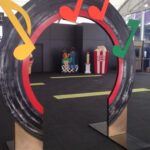 Music Archway - Prop For Hire
