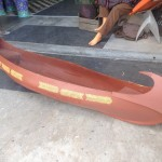 Native American Canoe - Prop For Hire