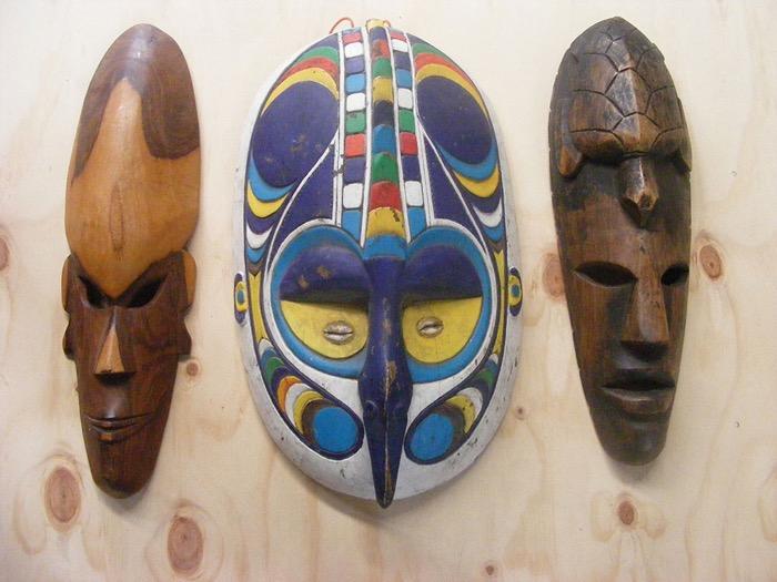 Native Masks 2 - Prop For Hire