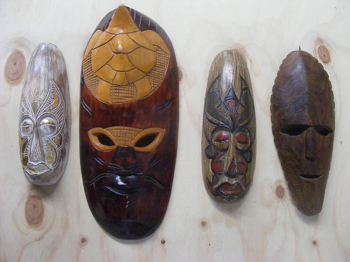 Native Masks 3 - Prop For Hire