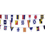 Nautical Bunting - Prop For Hire