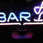 Neon Bar Sign - Prop For Hire