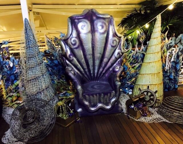 Neptune's Treasures - Prop For Hire
