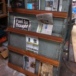 Newspaper Stand 2 - Prop For Hire
