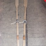 Oars - Prop For Hire