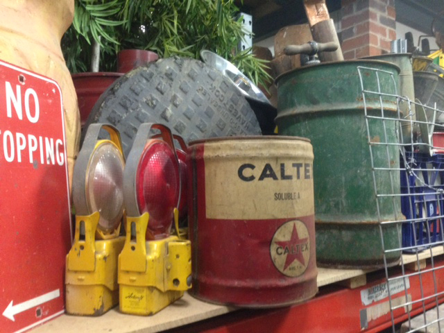 Oil Cans - Prop For Hire