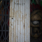 Old Dunny Door - Prop For Hire
