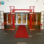 Oriental Entrance Gates - Prop For Hire