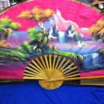 Oriental Fan 2 - Prop For Hire