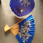 Oriental Fan 3 - Prop For Hire