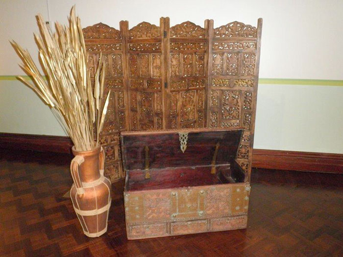 Ornate Artefacts - Prop For Hire